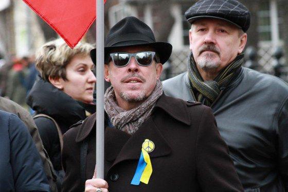 Макаревич напомнил: Крым не наш, народ сер, бесы в стране