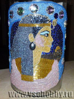 Бисерная мозаика (очень красиво)