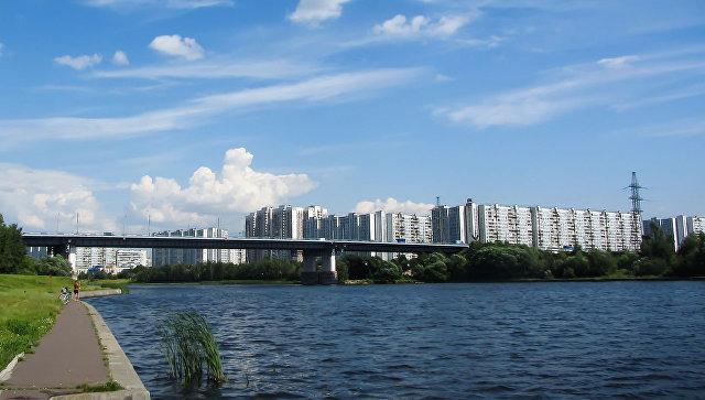 У Москвы-реки нашли десять п…