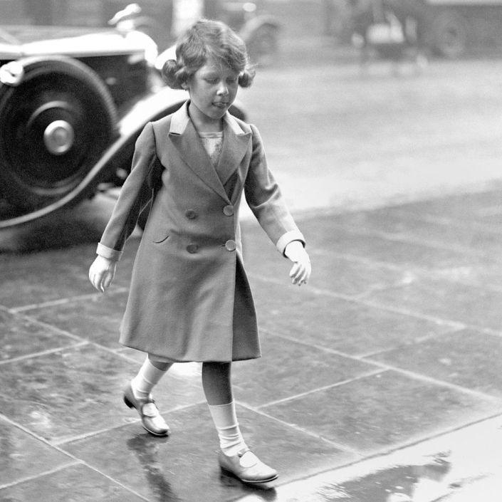 12 прекрасных детских фотографий королевы Елизаветы II