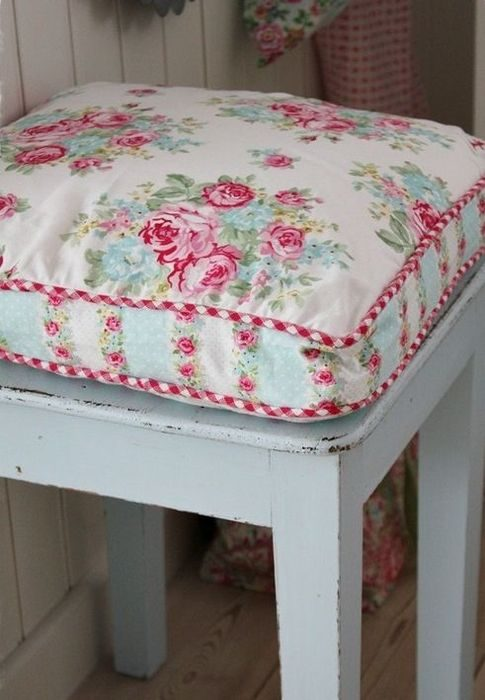 Как повторно использовать старое постельное бельё