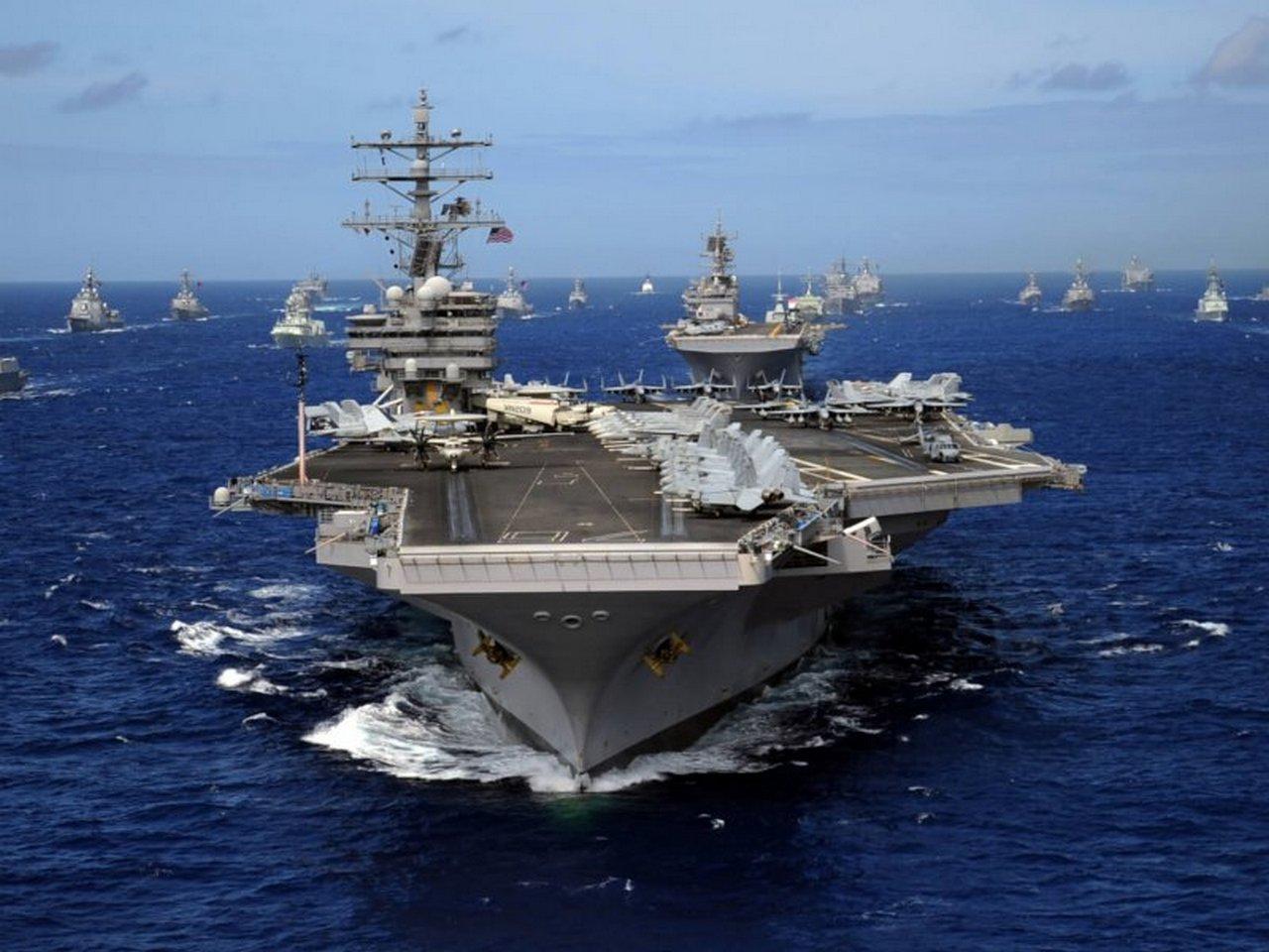 Ракетные контейнеровозы для нужд ВМС: США готовятся к большой войне?