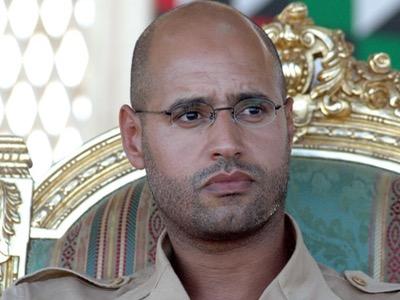 Знакомимся - сын Каддафи, мо…
