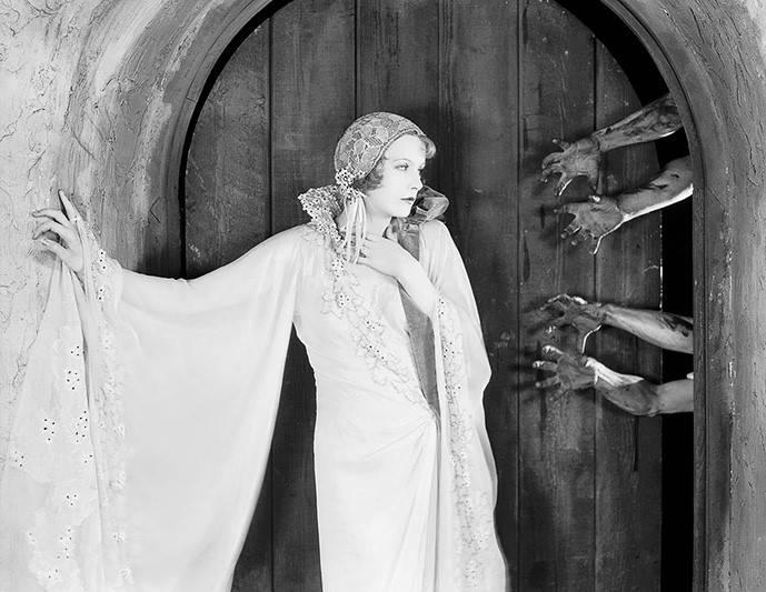 Грета Гарбо. «Соблазнительница», 1926