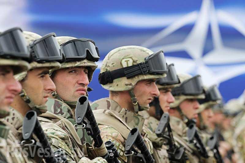 Черное море станет площадкой для военных учений НАТО