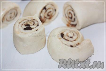 рецепт булочек шокобон с фото