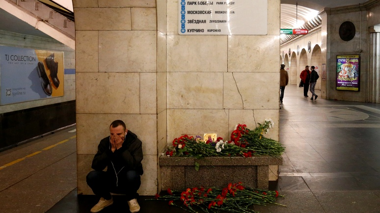 Мировые СМИ: теракт для Путина — повод сплотить народ и закрутить гайки