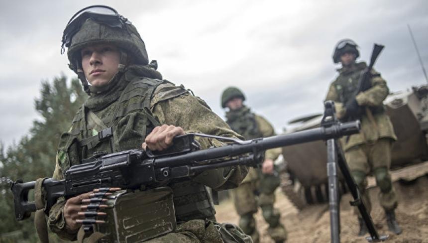 Ко Дню Сухопутных войск Минобороны опубликовало «взрывное» видео