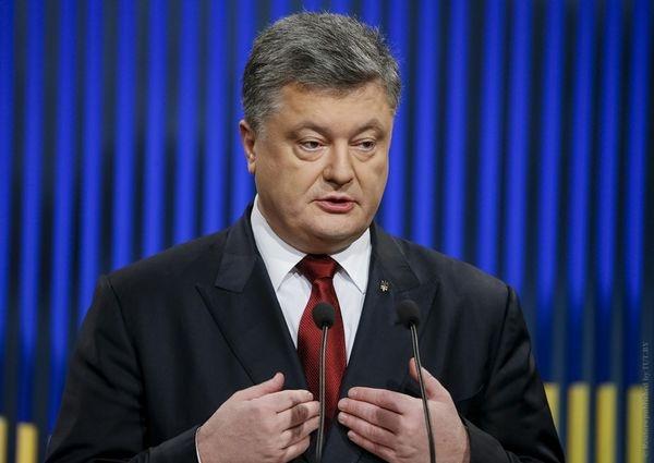 Порошенко намерен минимизировать «влияние России» навыборы