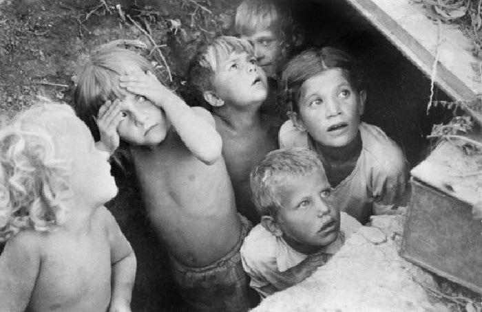 Зачем гитлеровцы вывезли в Германию 50 000 советских детей