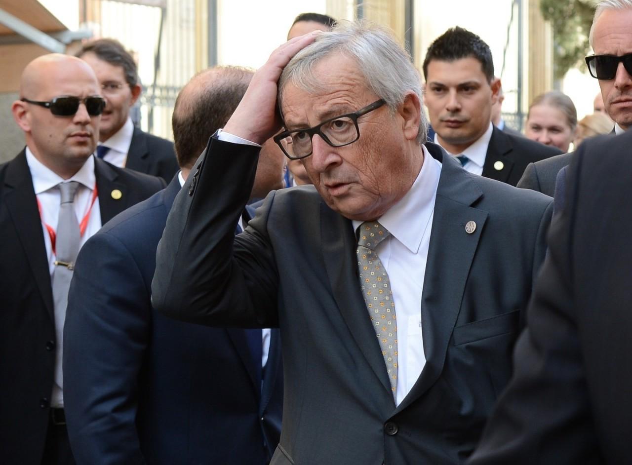 The Sun: Глава Еврокомиссии пришёл пьяным на саммит в Женеве