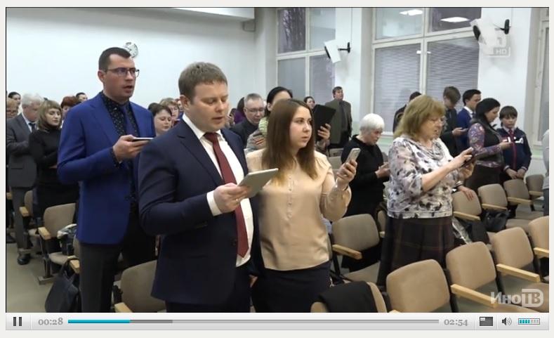 TVN24: Россия даже мирных «Свидетелей Иеговы» записала в экстремисты
