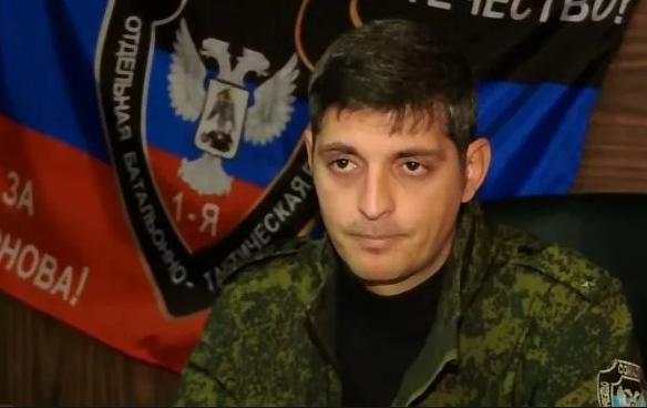 Год со дня гибели героя ДНР: «Гиви» навсегда останется для нас примером мужества