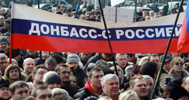 В России рекордно вырос процент считающих, что Донбасс – не Украина
