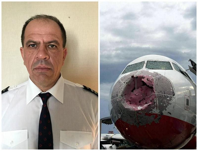Украинский летчик стал героем Турции