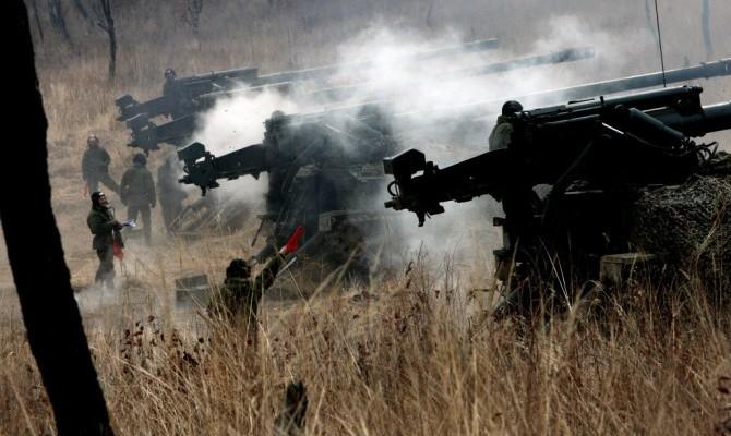 """Оружие победы: Луганск отправил Донецку """"Гиацинт"""""""