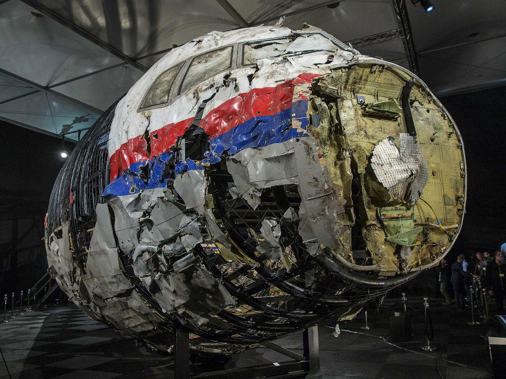 Запад снова пытается обвинить Россию в катастрофе MH17