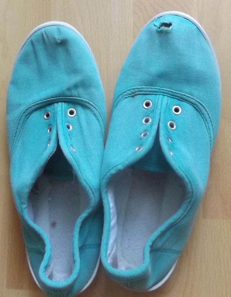 Как восстановить поношеную обувь