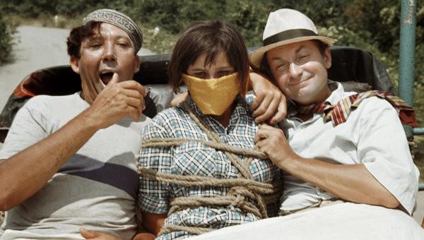 Юбилей любимого фильма — полвека назад на экраны вышла комедия «Кавказская пленница»