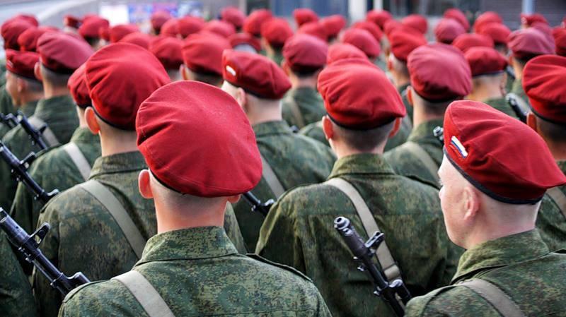 Красные береты vs голубые каски: Русские миротворцы наведут в Сирии порядок