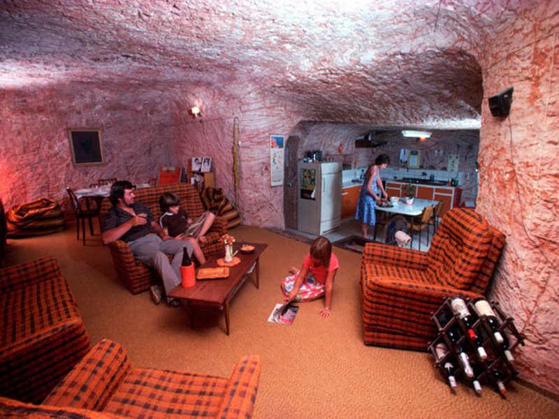 Изгнанники солнца: о городке Кубер-Педи, где люди живут под землей