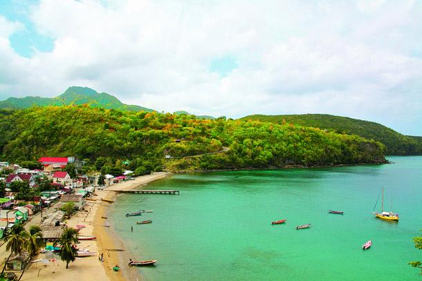 Остров Сент-Люсия – карибская идиллия