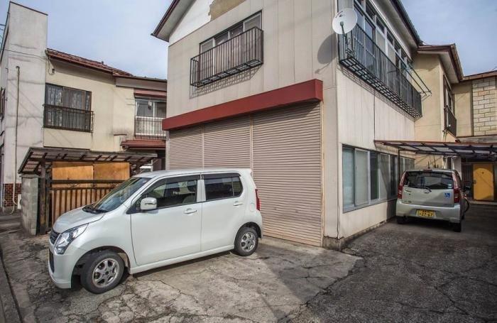 4. Парковка для избранных авто, истории, факты, япония
