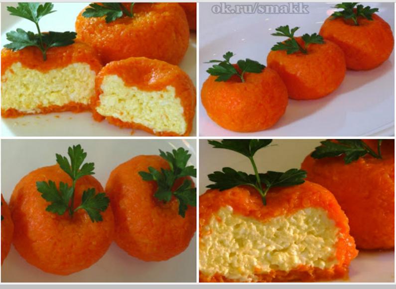 Закуски рецепты с фото простых продуктов