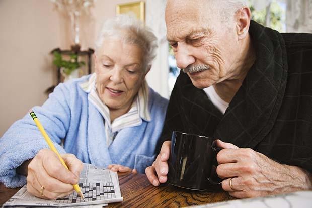 Четыре способа поддержать умственные способности в пожилом возрасте