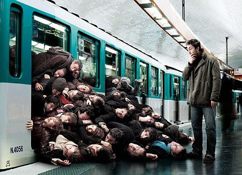 Как выжить в метро при чрезв…