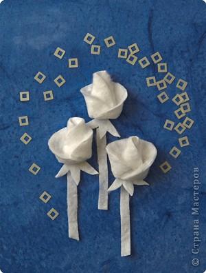 Как сделать цветы из ваты своими руками