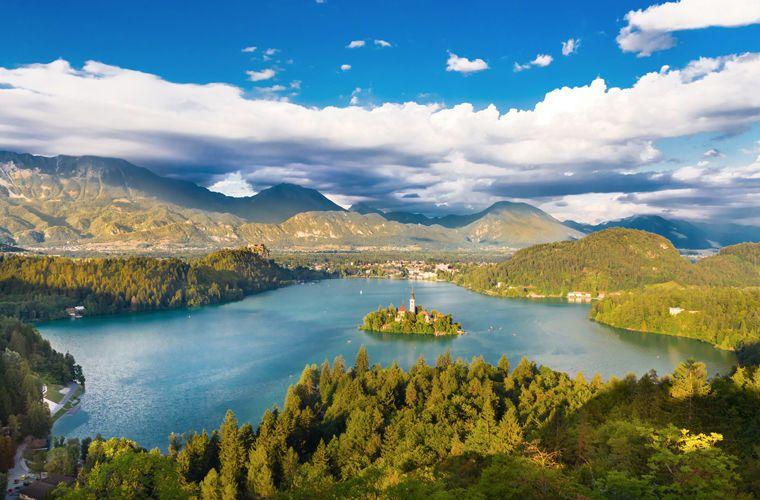 Названы лучшие места для посещения в Восточной Европе (ФОТО)