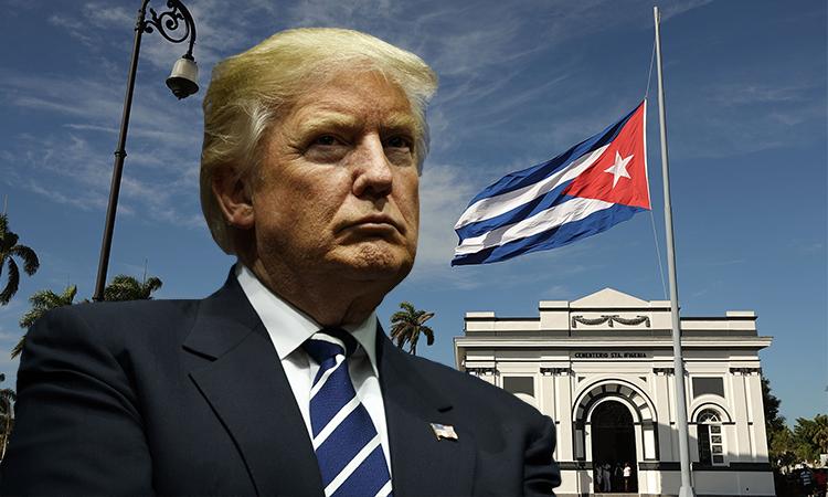 Трамп собрался освободить Кубу