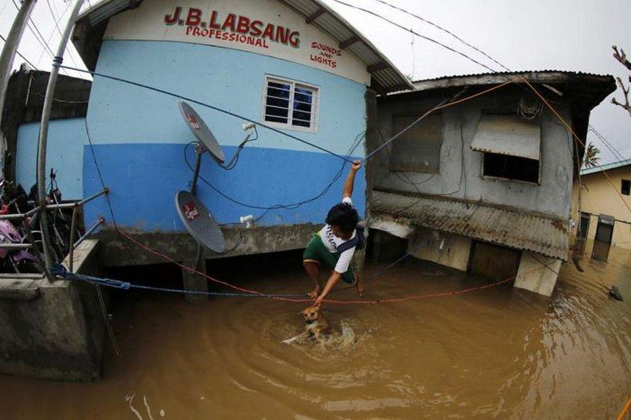 Последствия филиппинского тайфуна