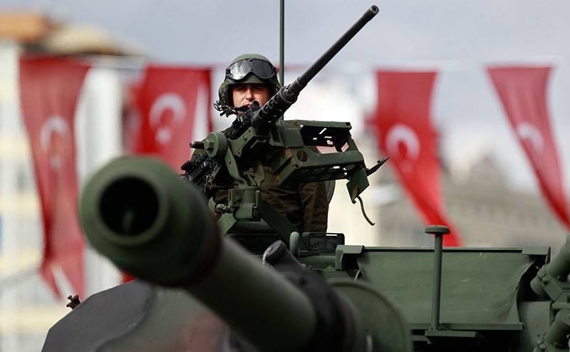 Атака Турции Африна: кто выиграет эту партию