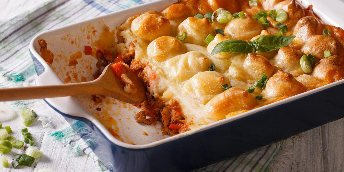 10 очень вкусных блюд из фарша, с которыми справится кто угодно
