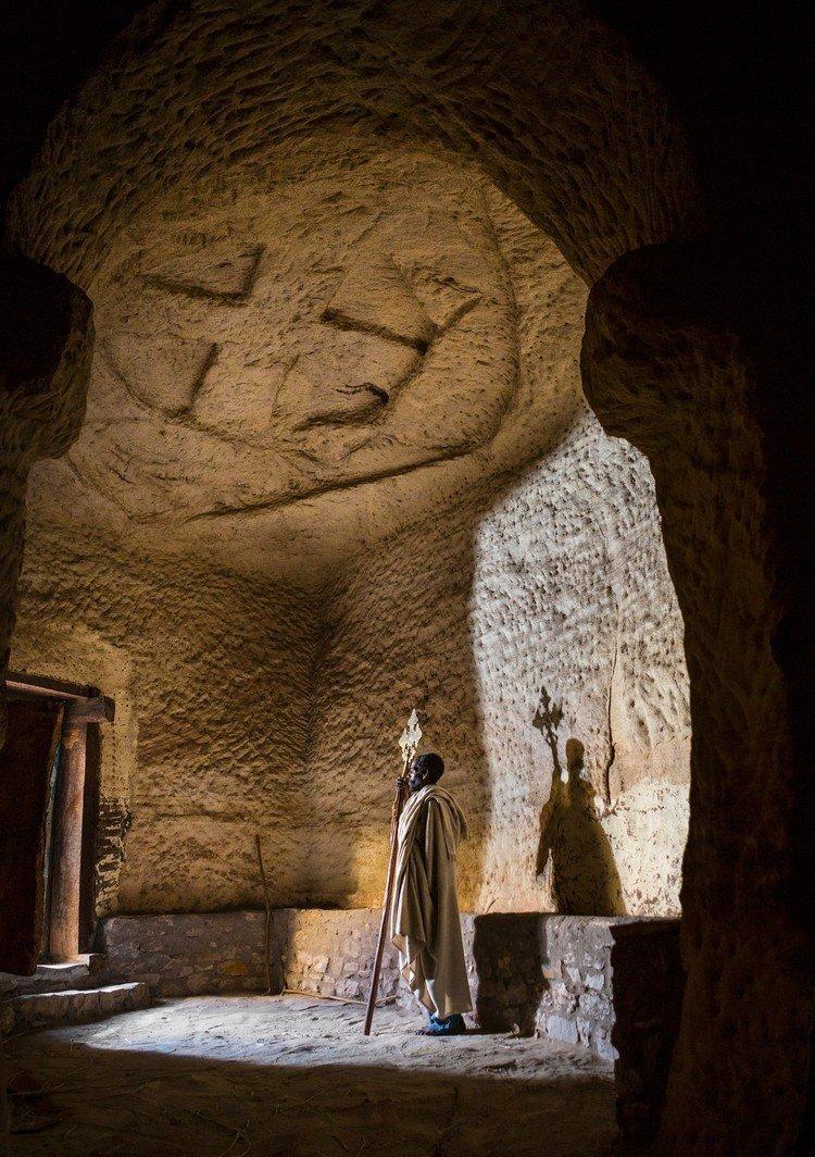 Церковь Йоханнеса Мэикудди в мире, жизнь, интересно, удивительно, церковь, эфиопия