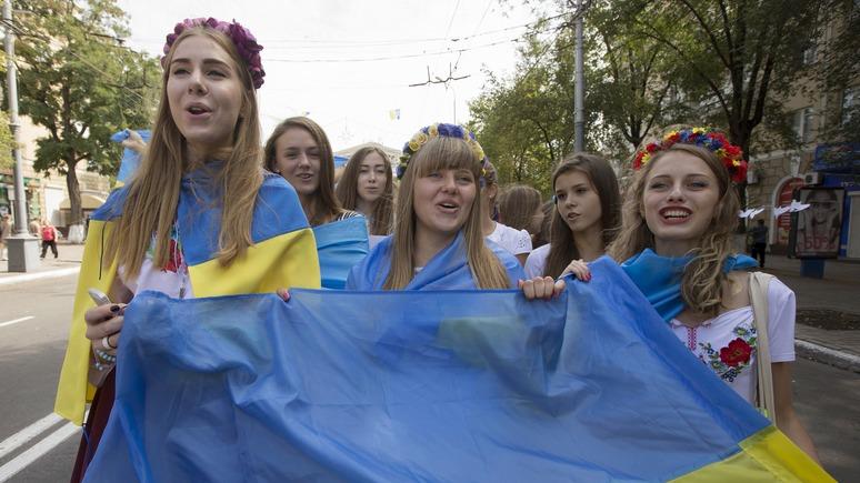 Вести: украинцев от русского языка отучат штрафами и тюрьмой