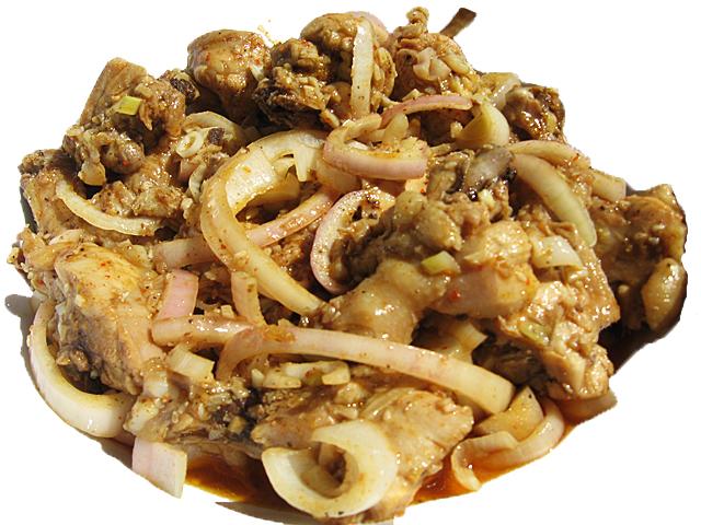 Хе из курицы — блюдо в которое влюбишься сразу!