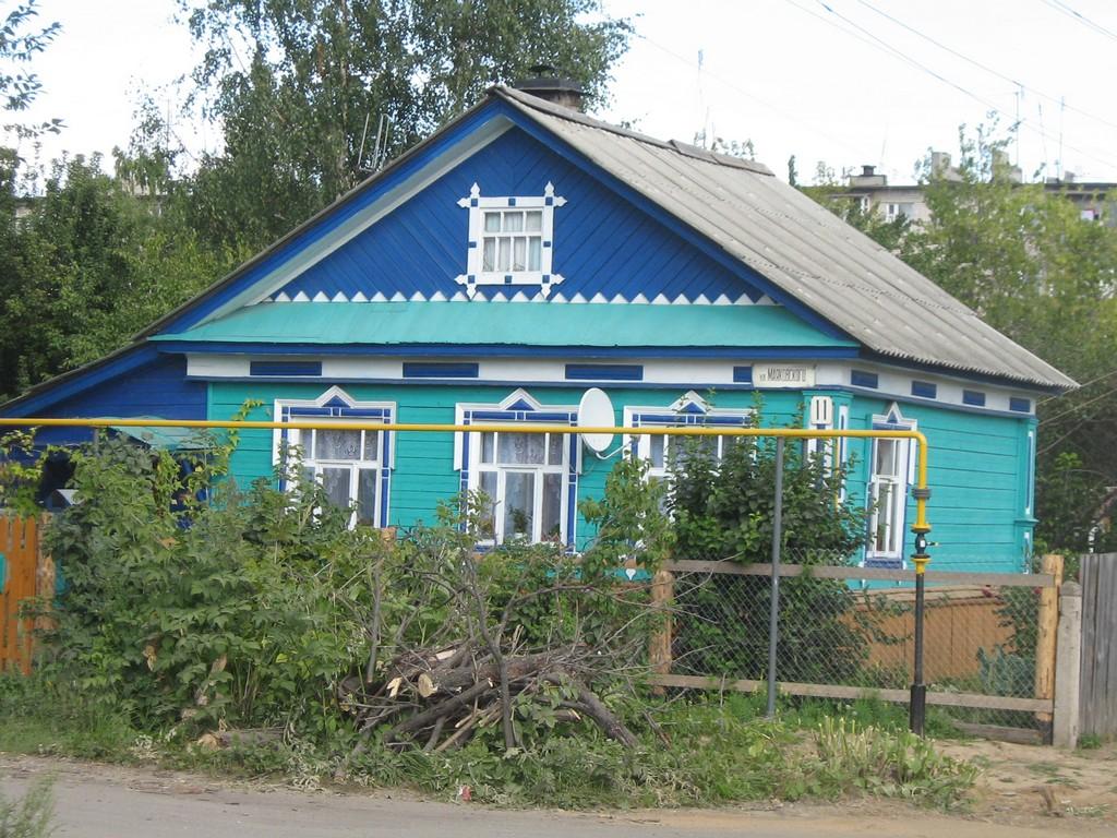 На ул. Маяковского