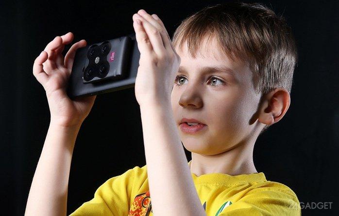 Будущее уже здесь - устройство ночного видения для смартфона
