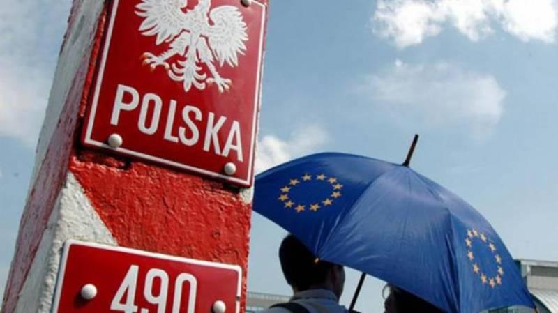 Польские пограничники полагают, что количество отказов украинцам во въезде возрастет