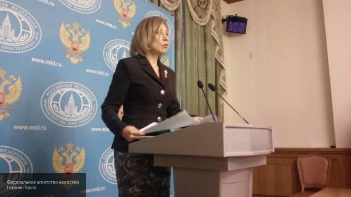 Захарова прокомментировала поставки западного химоружия террористам в Сирии
