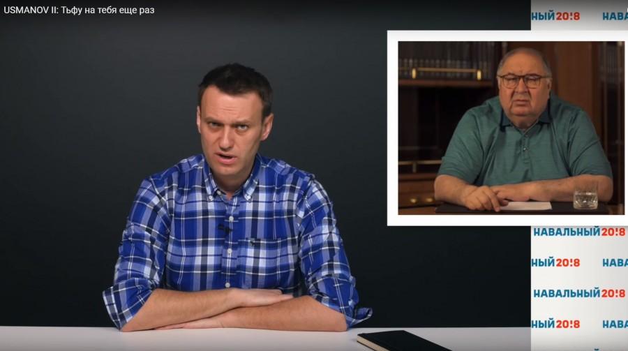 Навальный на пике популярности