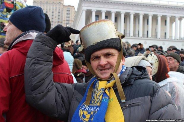 """Открытое письмо экс-министра США ко ВСЕМ УКРАИНЦАМ - """"Майдана, вашего Майдана, никогда не было, дорогие украинцы"""""""