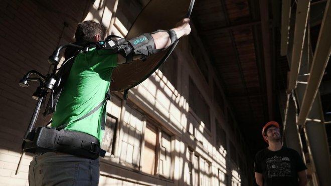 Роботы-каменщики и экзоскелеты – будущее строительной индустрии