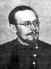 Писатель Владимир Павлович Матвеев