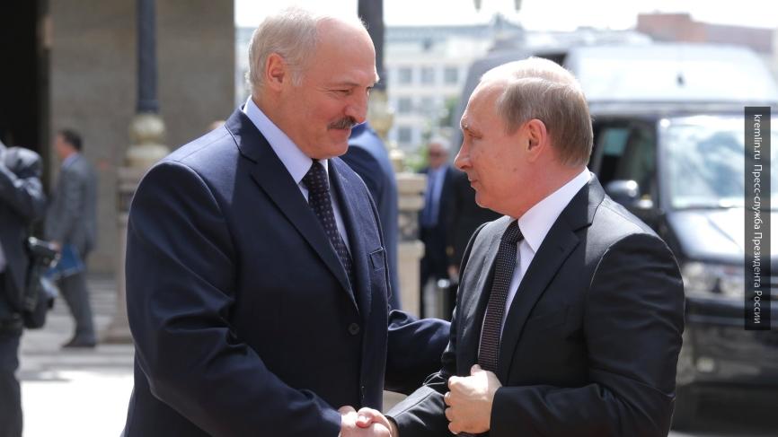 Сколько Путин будет терпеть истерики Лукашенко