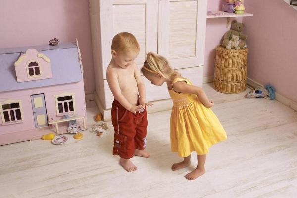 Сексуальное воспитание детей 3-14 лет