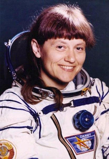 Светлана Савицкая - советски…